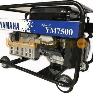 Yamaha YM7500 7 KVA Benzinli Jeneratör